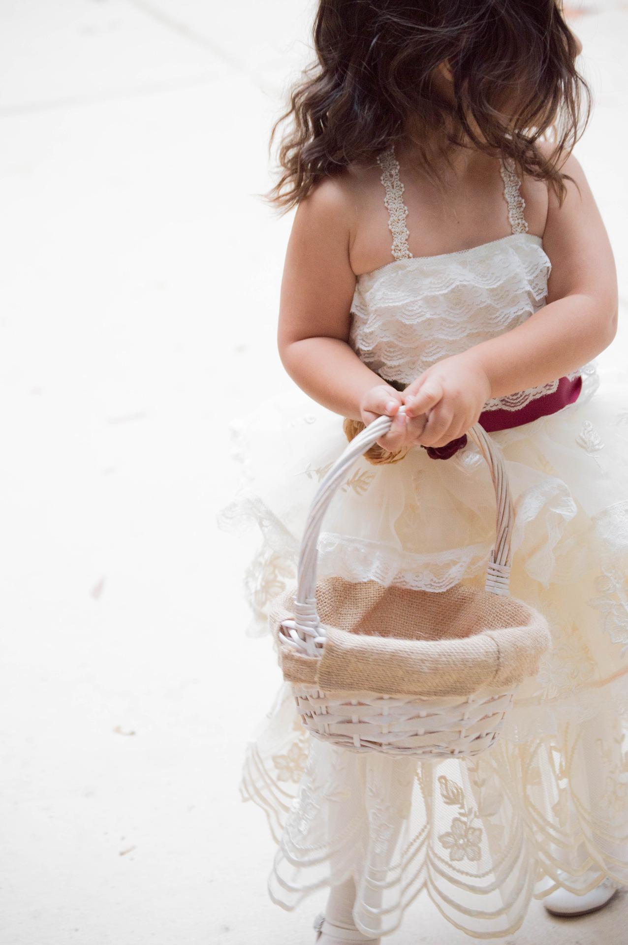 mariage enfants